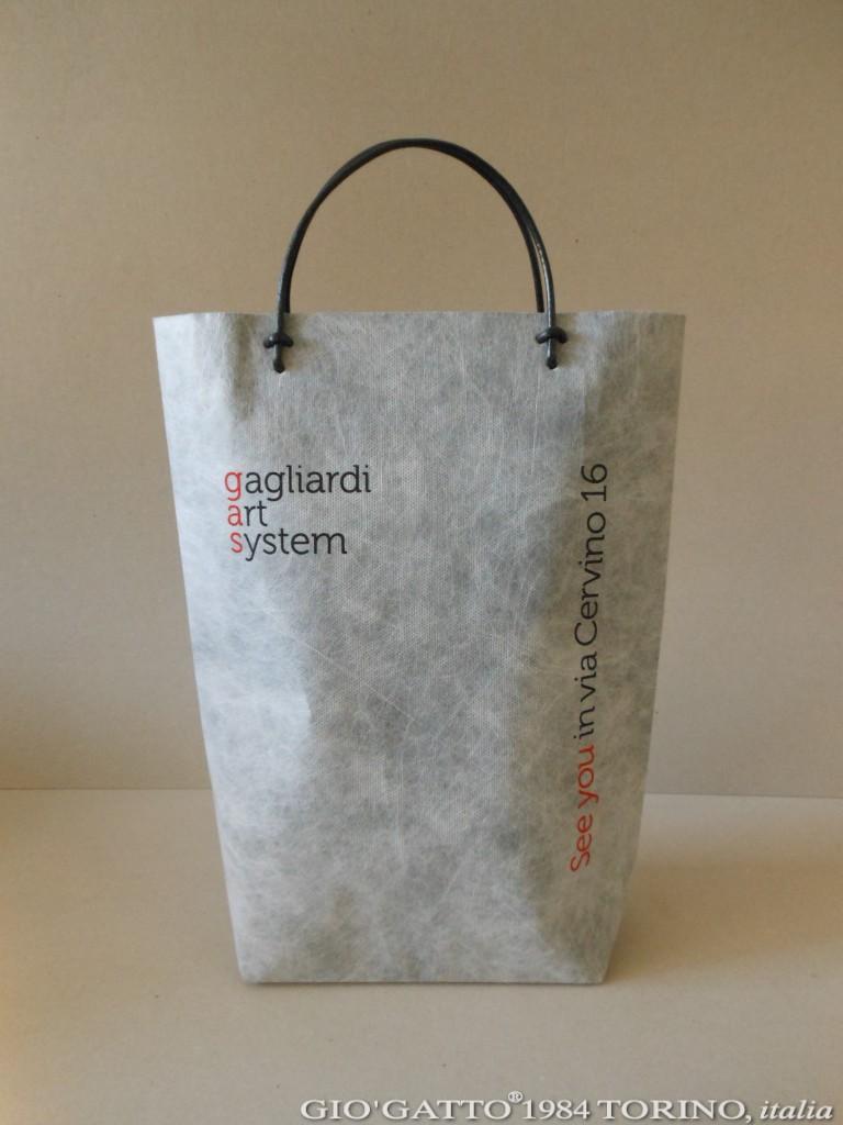 paper bag tessuto non tessuto