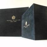 PIANA CLERICO SINCE 1582 scatole