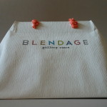 BLENDAGE GALLERY STORE paper-bag
