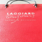 LAGGIARD TOUJOURS paper-bag