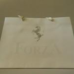 FERRARI-MASERATI paper-bag per FORZA