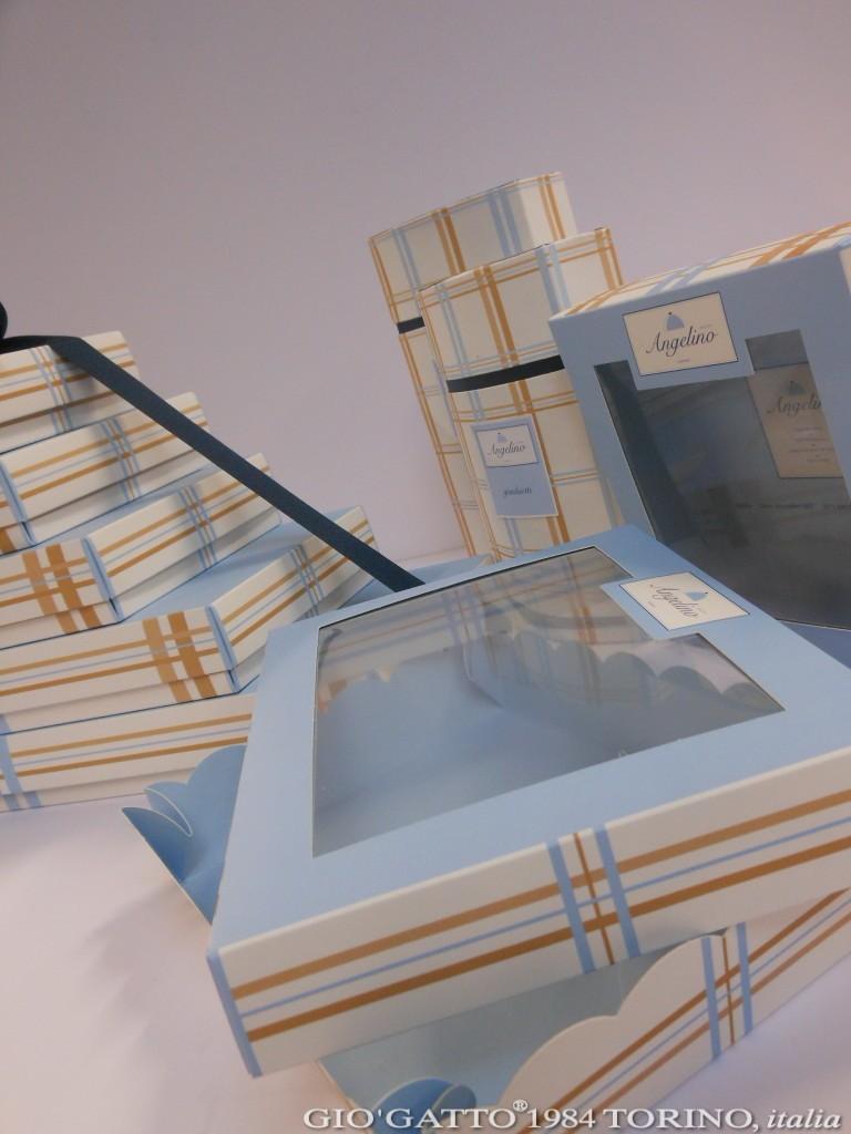 Packaging personalizzato by Gio'Gatto 1984 Torino, italia. Produzione packaging su misura, packaging di lusso, luxury packaging, packaging ecologico. Packaging personalizzato per negozi e industrie. Packaging personalizzato dal 1984. Packaging personalizzato per agenzie di comunicazione e aziende. Packaging personalizzato per pasticcerie. Packaging Personalizzato per negozi d'abbigliamento. Packaging personalizzato per tutti i settori merceologici. Packaging personalizzato e borse di carta ecologiche. Packaging personalizzato dalle scatole alle borse di carta. Packaging personalizzato non solo carta. Packaging personalizzato per pasta secca. Packaging personalizzato per torte. Packaging personalizzato per pasticcini. Packaging personalizzato per prodotti di lusso.